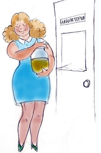 Обследование перед беременностью