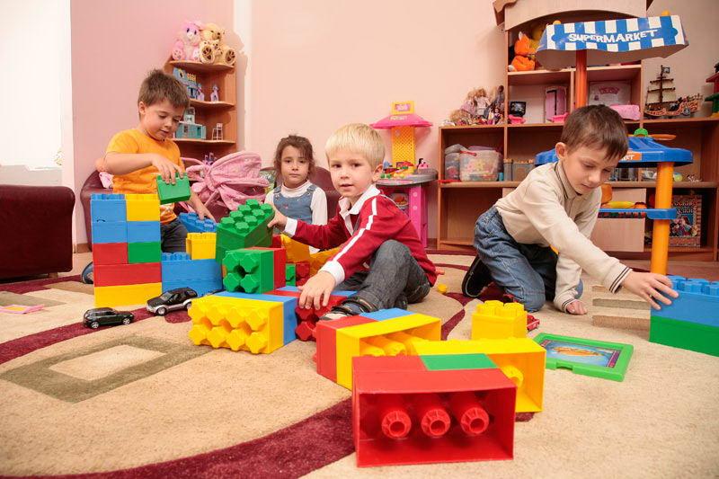 Адаптация детей в детском саду
