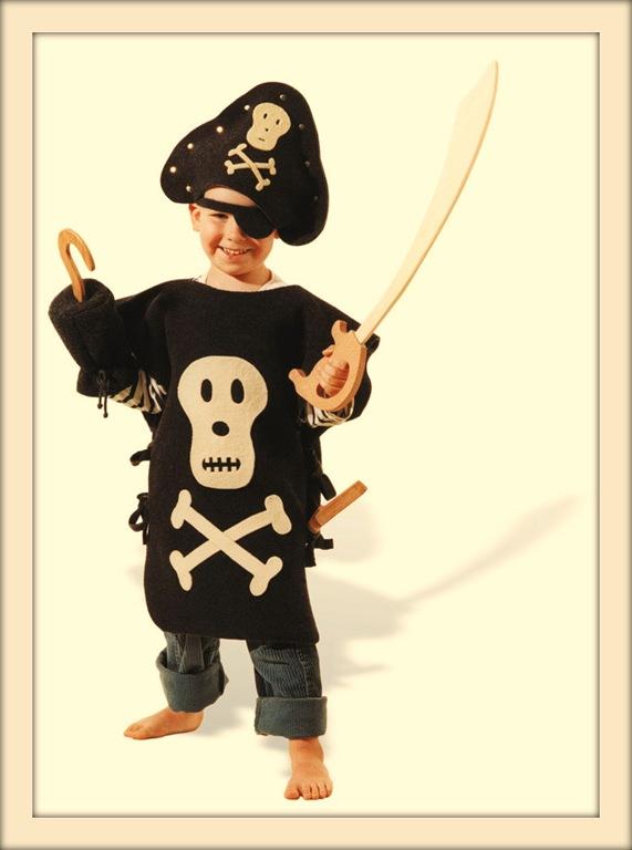 День рождение в пиратском стиле