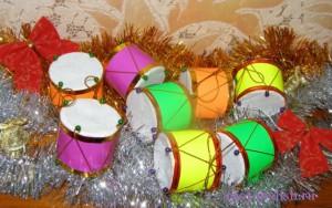 Новогодние елочные украшения