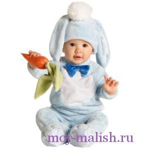 Костюм зайчик