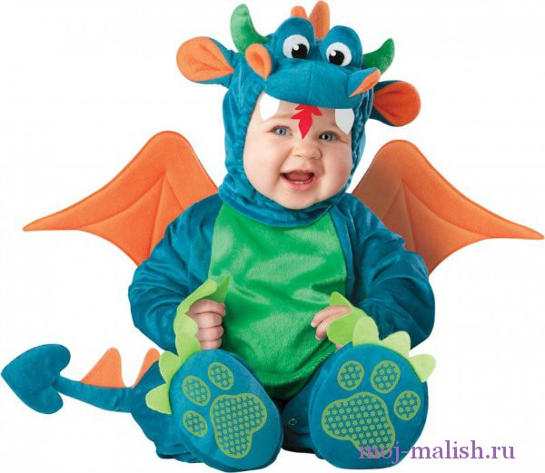 Костюм Динозавр