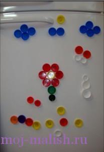 Мозаика для детей своими руками