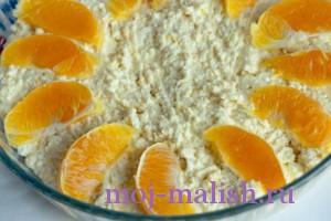 Выкладывайте апельсины