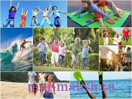 Подвижные игры на свежем воздухе летом
