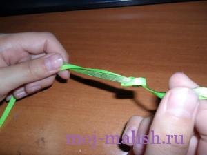 Завязываем узелок