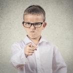 Девиантное поведение у детей