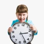 Как быстро научить ребенка определять по часам время