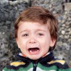 Как отучить детей от плаксивости
