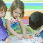 Развивающие занятия для детей 3-4 лет